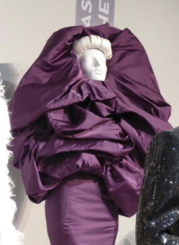 Alexanya Atoz Zoolander 2 film costume