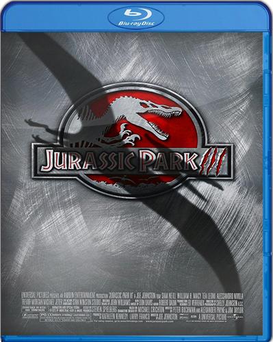 Jurassic Park III [BD25] [2001] [Latino]