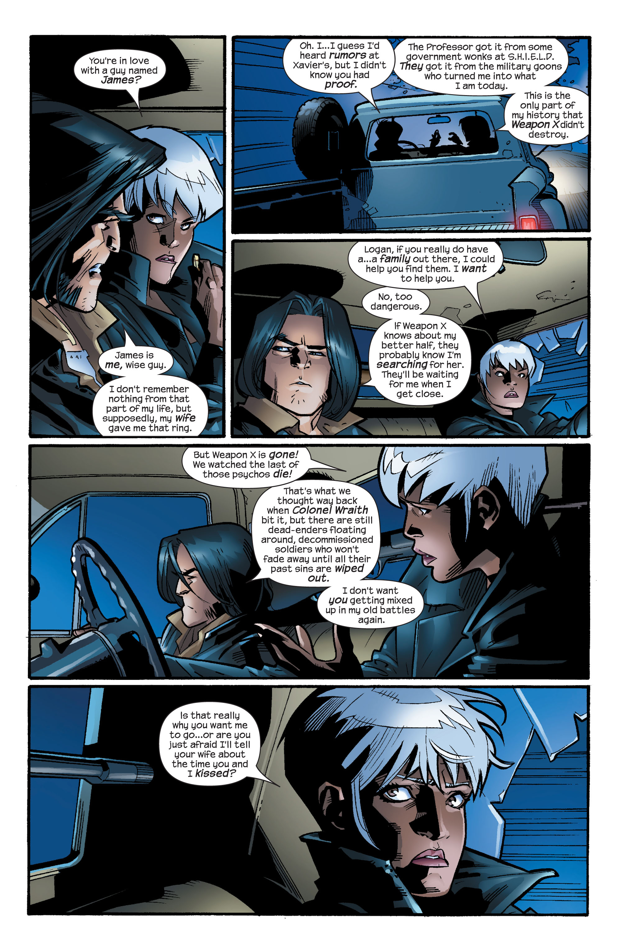 Read online Ultimate X-Men comic -  Issue #59 - 20