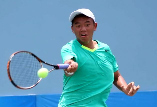 Lý Hoàng Nam tranh tài giải chuyên nghiệp tại Thái Lan