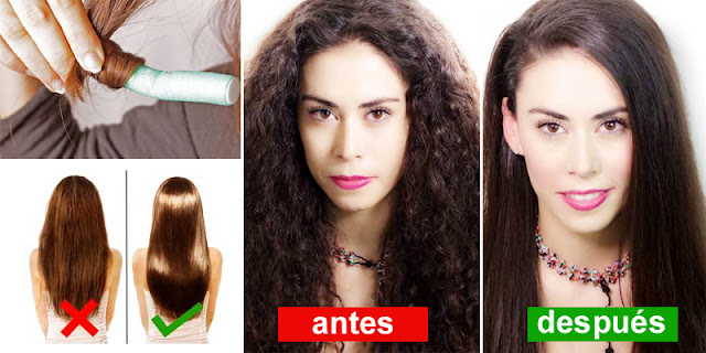 How To Straight Hair With An Easy And Simple Ways!