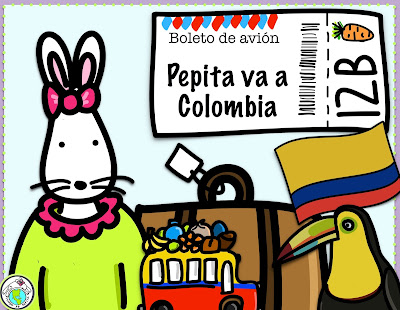 Resources for Teaching about Colombia in Elementary Spanish Class