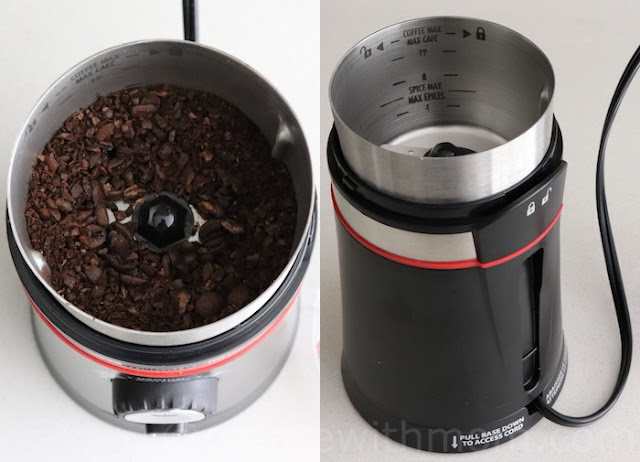 hamilton beach coffee grinder