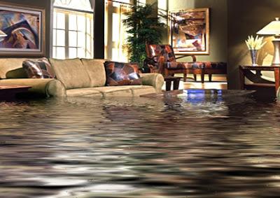 water damage in Weston FL