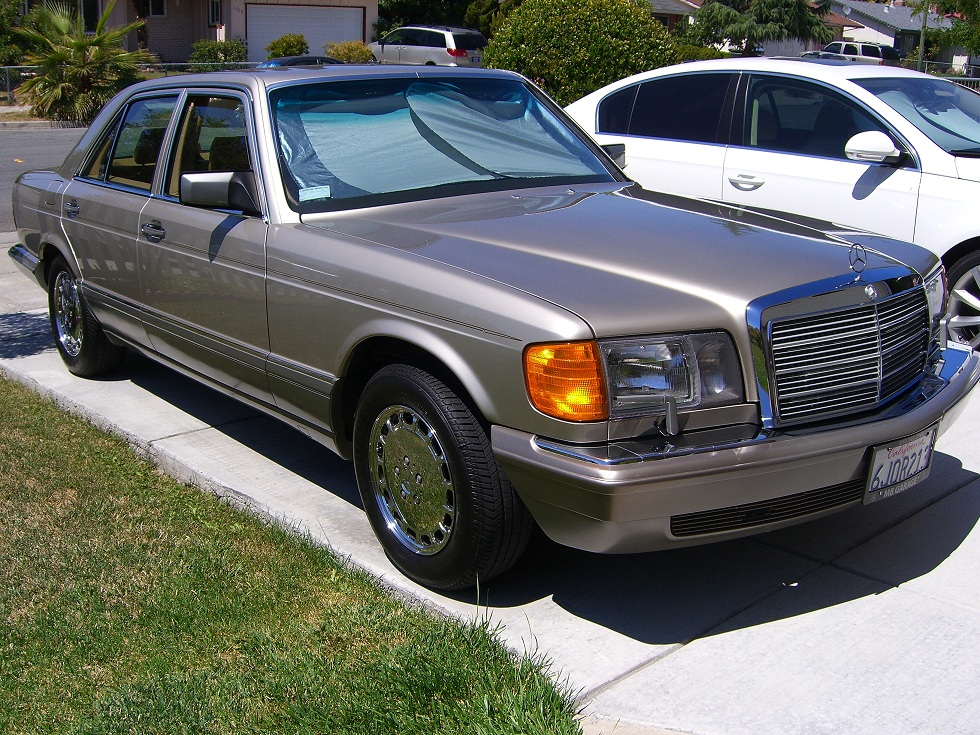 Tamerlane S Thoughts Mercedes W126 300se Buyers Guide