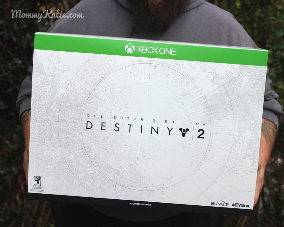 Destiny 2 Collectors Edition For Xbox One Mommy Katie
