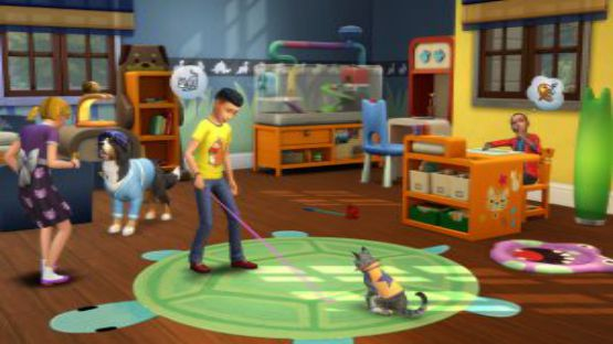 Download The Sims 4 My First Pet Stuff game for pc full version