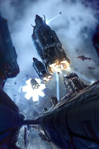 Halo 4 Concept Art