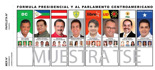 Resultado de imagen de Sospechoso silencio del Tribunal Electoral de Honduras