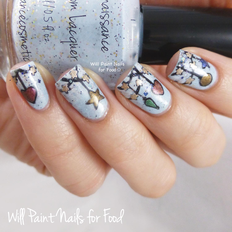 Top 7 Best Christmas nail art designs | SMASHINBEAUTY