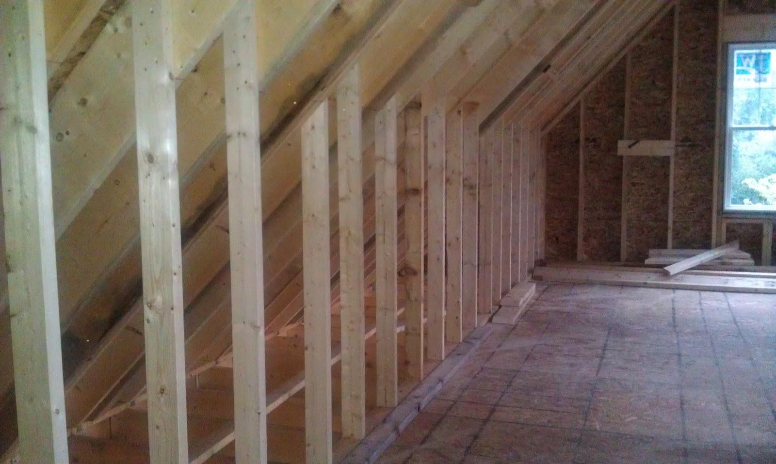 The Impatient Home Builder Plumbing Slider Amp Room Over Garage
