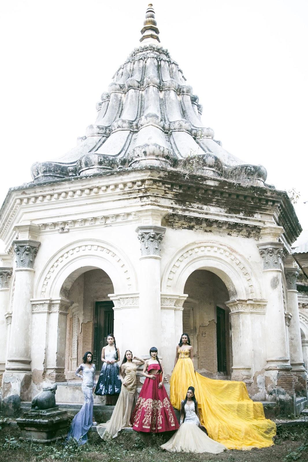Nepali Beauty Manish Rai 2016 Collection S Photoshoot