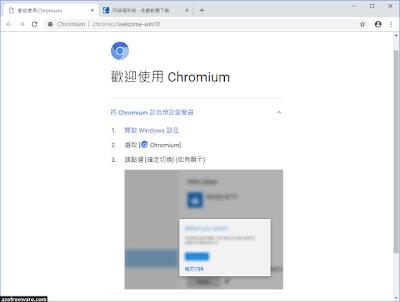 Chromium Portable