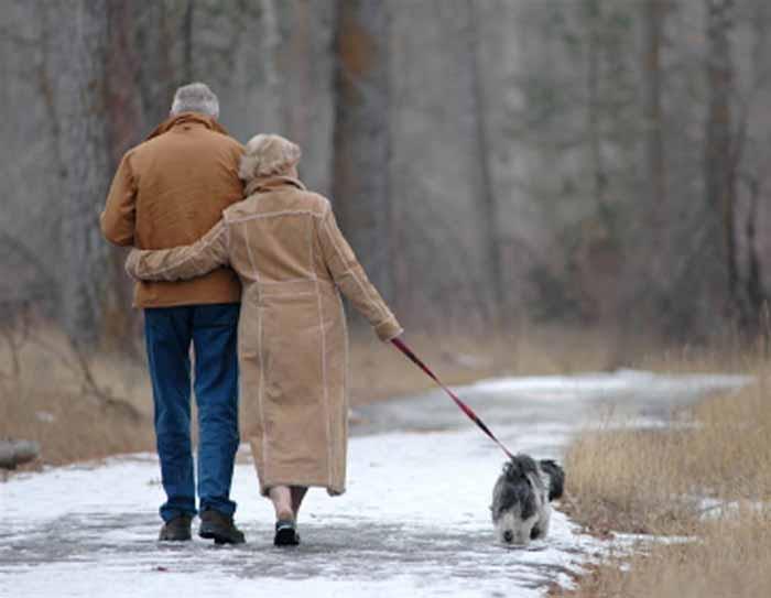 La vieja señora le hace volver 7
