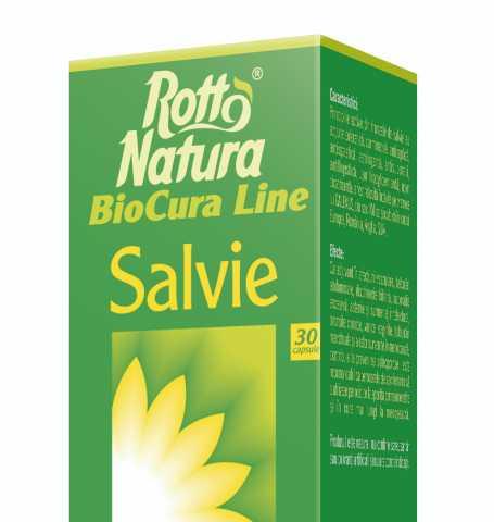 Sfatul Farmacistului: CAPSULE CU SALVIE