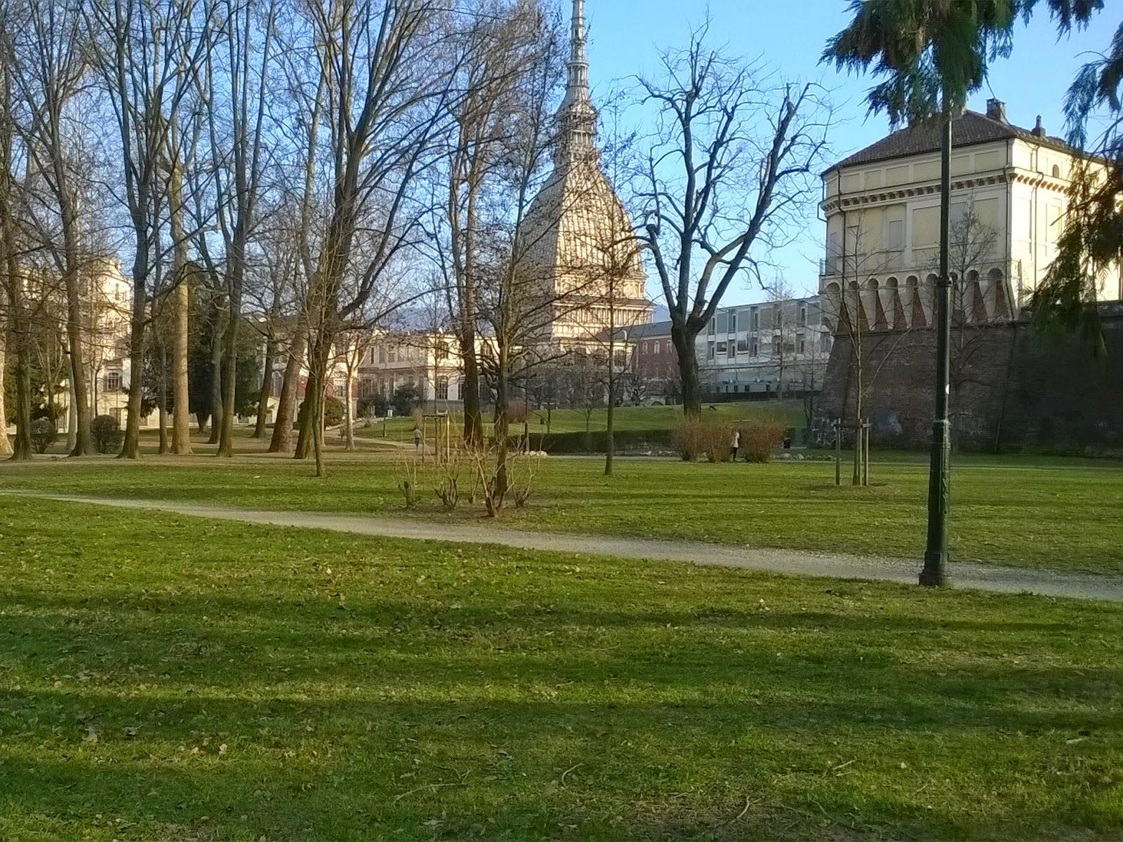 Spring in Torino