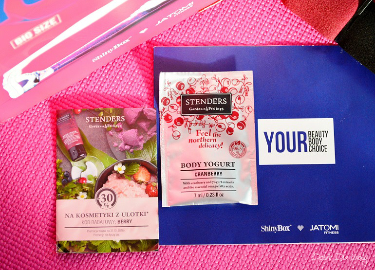 ShinyBox Your Beauty, Your Body, Your Choice! Stenders