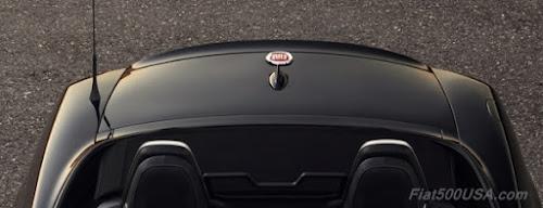 2017 Fiat 124 Spider trunk
