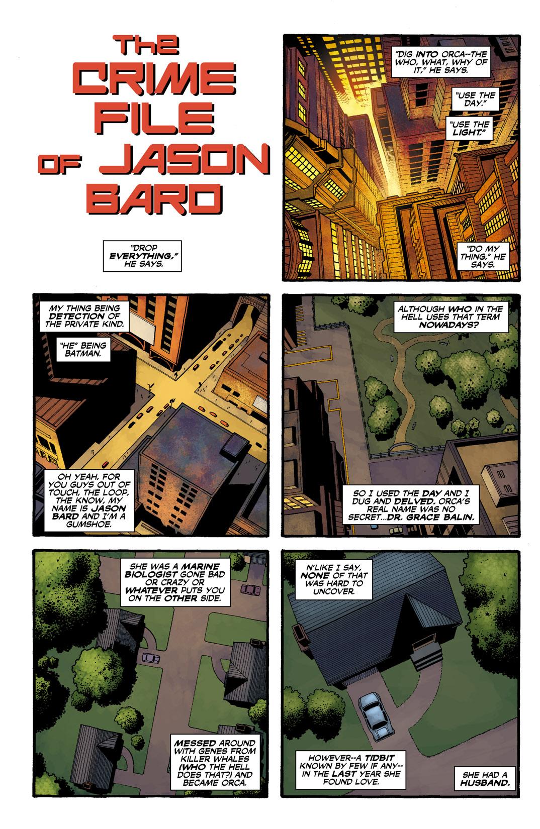 Detective Comics (1937) 819 Page 16