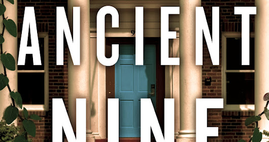 The Ancient Nine - blog tour