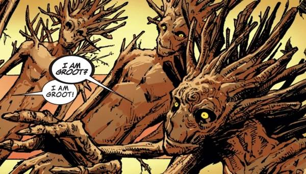 siapa groot adalah anggota guardians of the galaxy