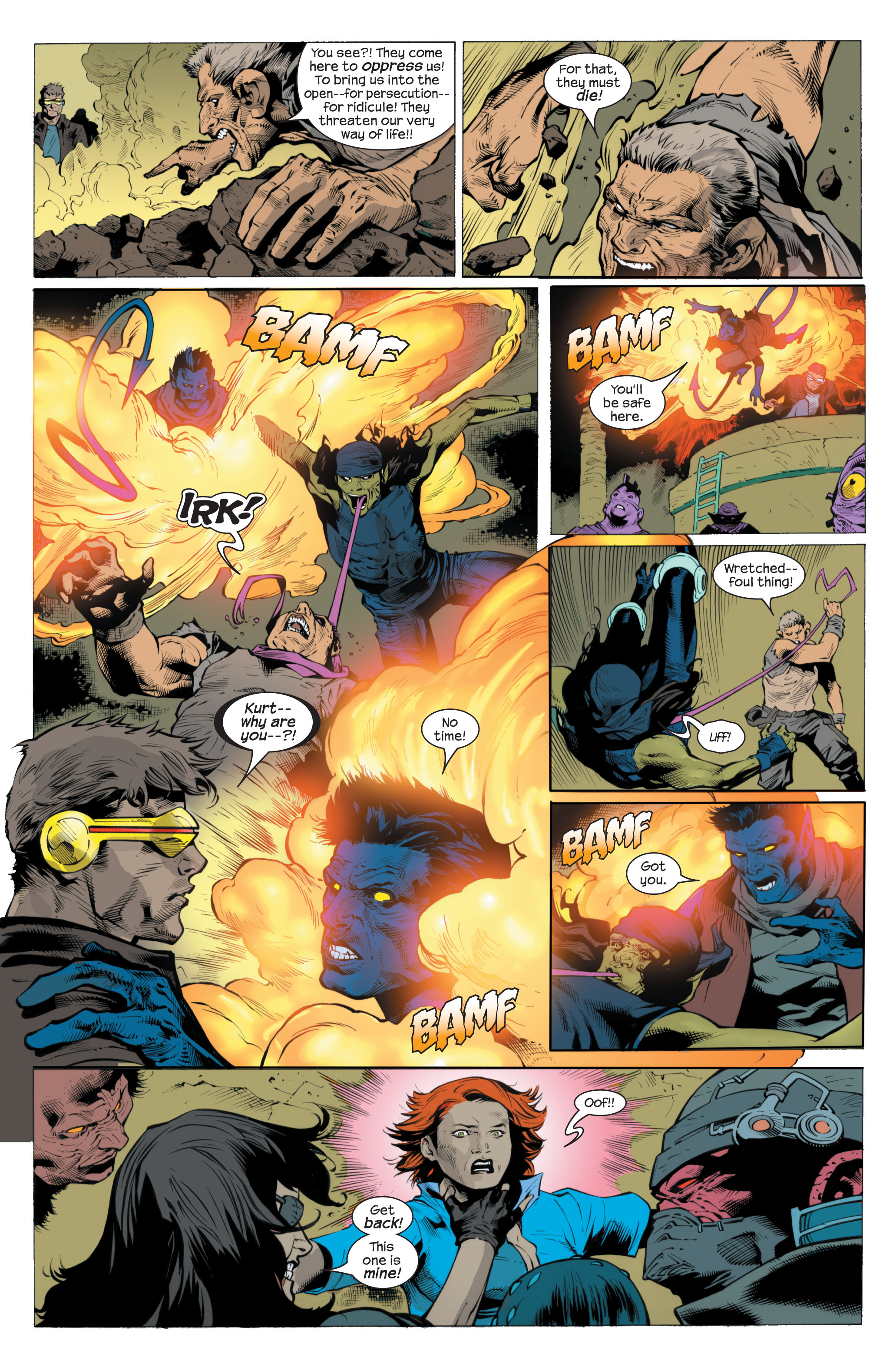 Read online Ultimate X-Men comic -  Issue #83 - 11