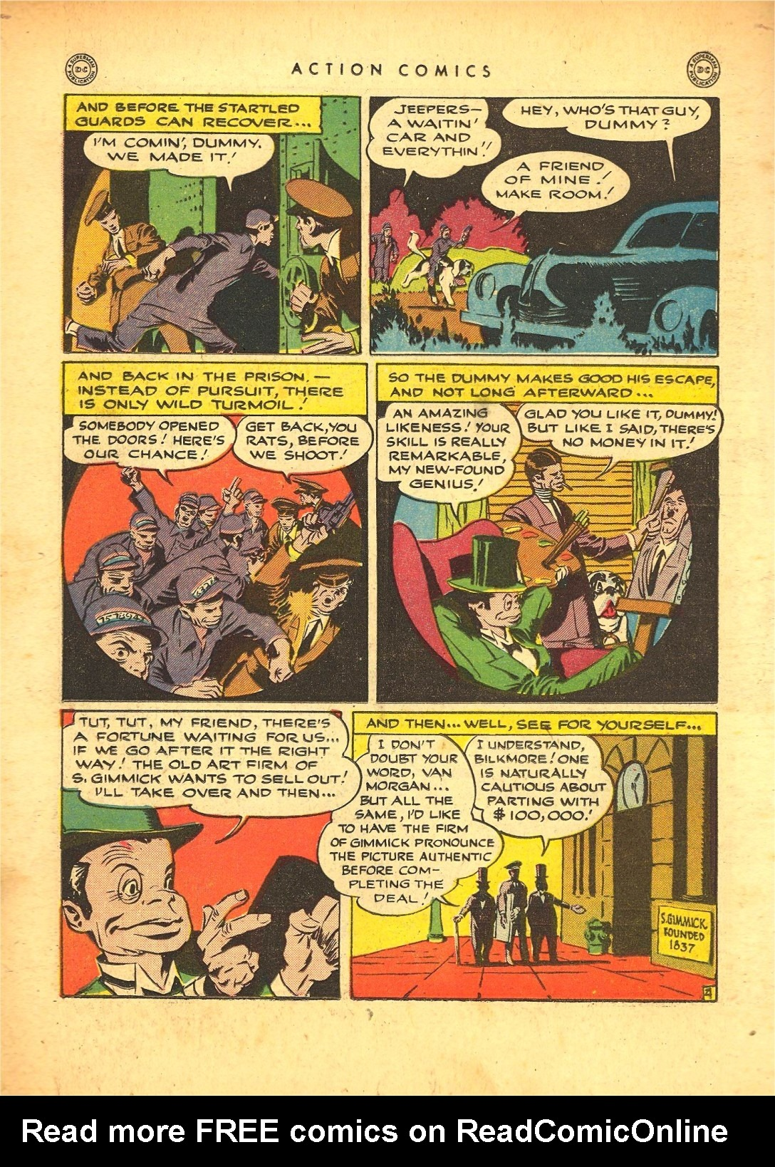 Read online Action Comics (1938) comic -  Issue #87 - 25