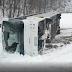 Autobus sletio s ceste kod Novog Travnika - 14 povrijeđenih
