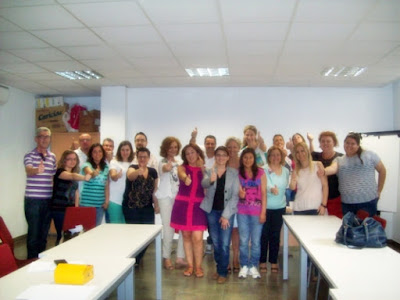 Taller Cruz Roja Murcia
