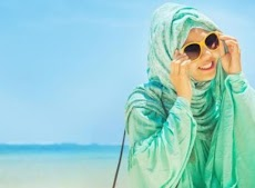 Cara Modifikasi Hijab Sesuai Bentuk Wajah