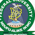 FUNAI Important Information To All Returning And Fresh Students