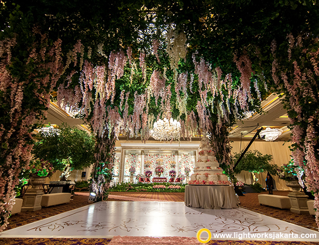 jasa sewa dekorasi wedding murah di 16