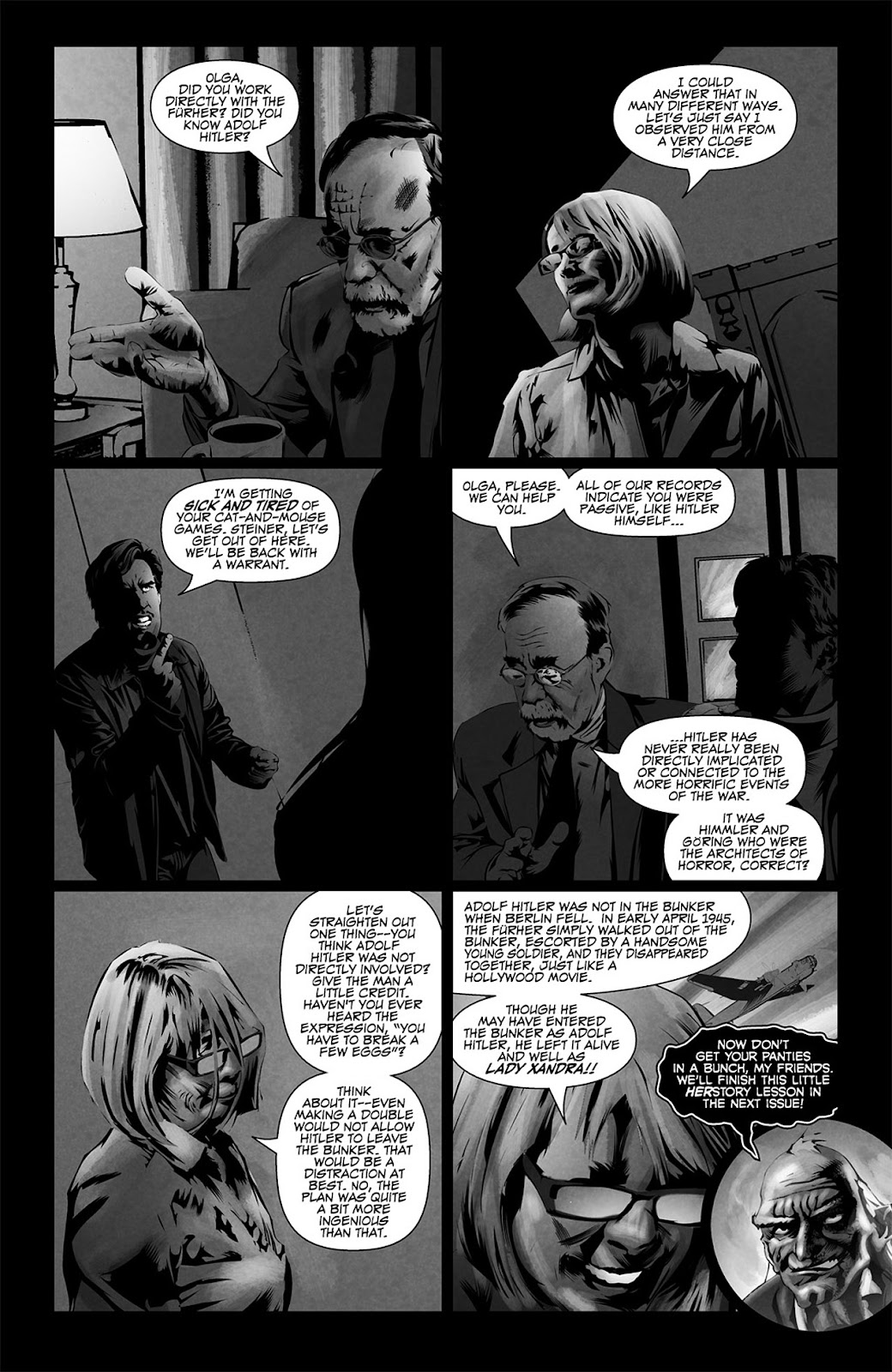 Creepy (2009) Issue #3 #3 - English 13