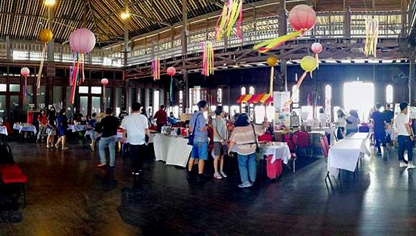 Coco Cabana Bazaar Market Miri