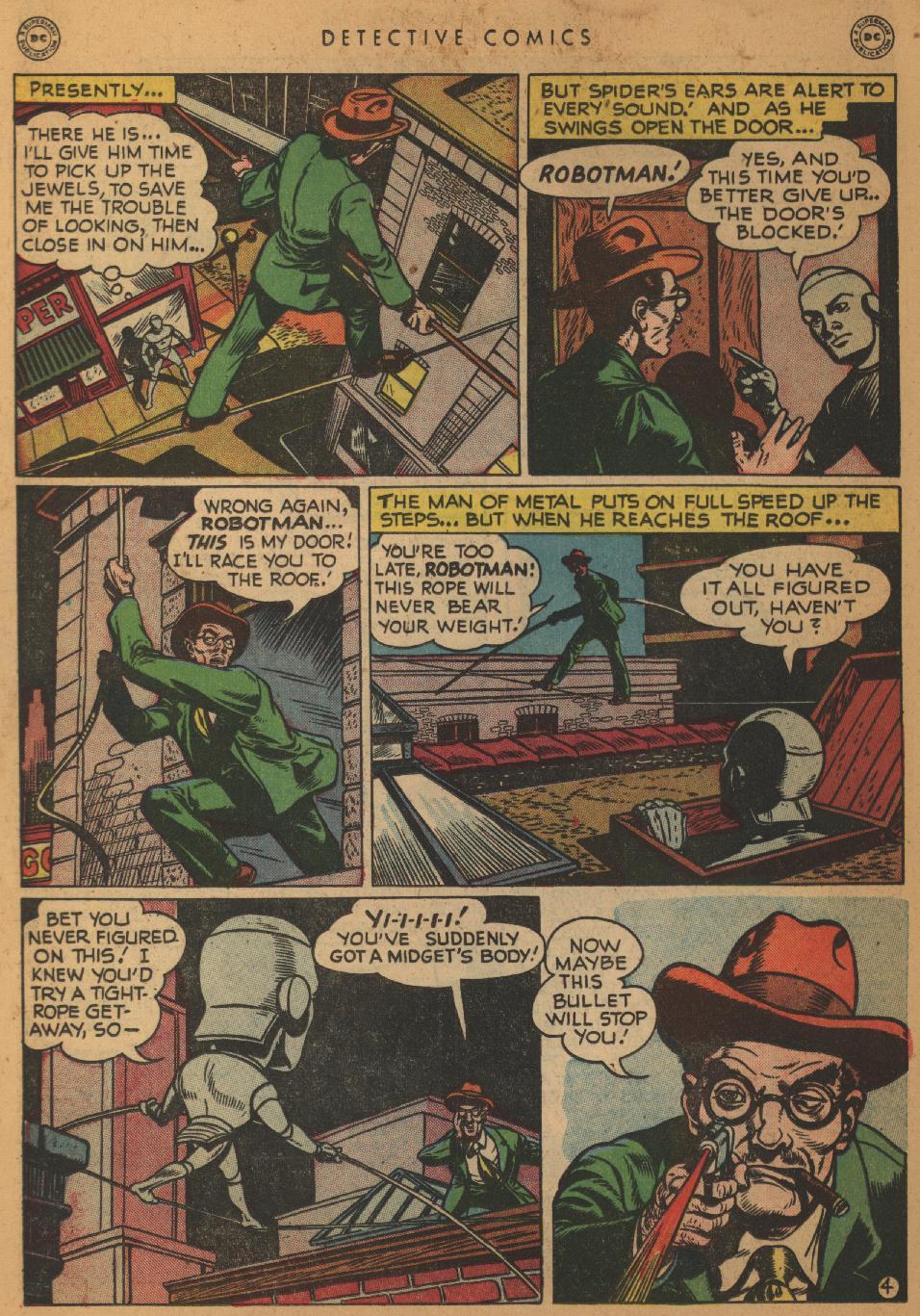 Read online Detective Comics (1937) comic -  Issue #152 - 20