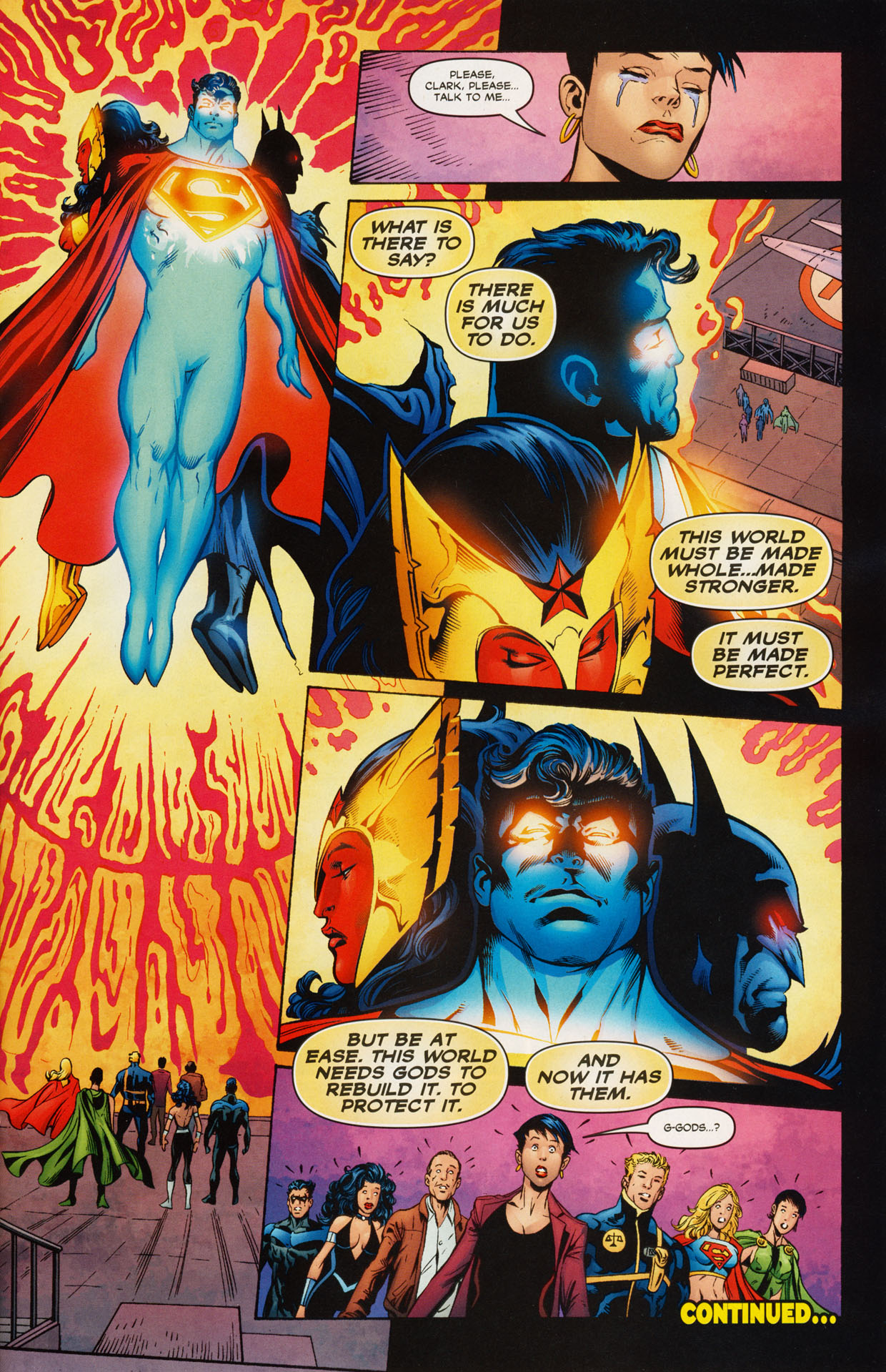 Read online Trinity (2008) comic -  Issue #43 - 29