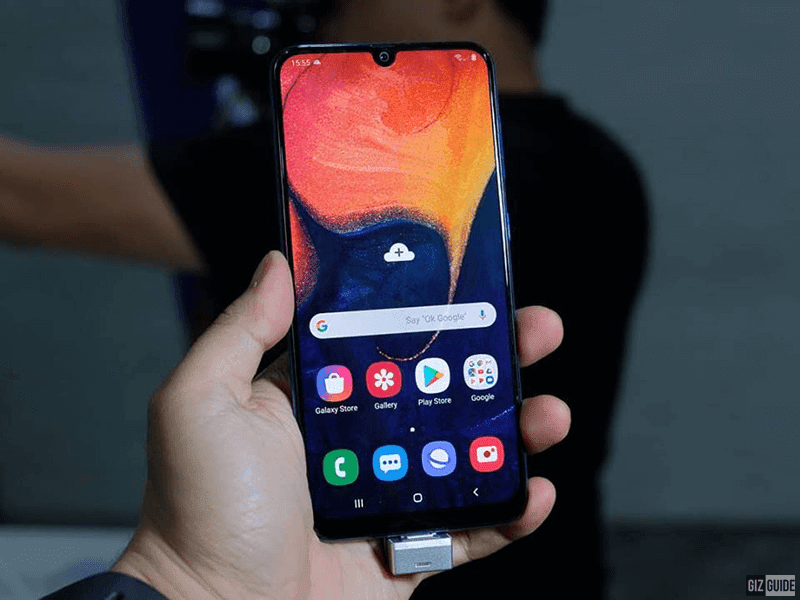 Top 5 highlights of Samsung Galaxy A50