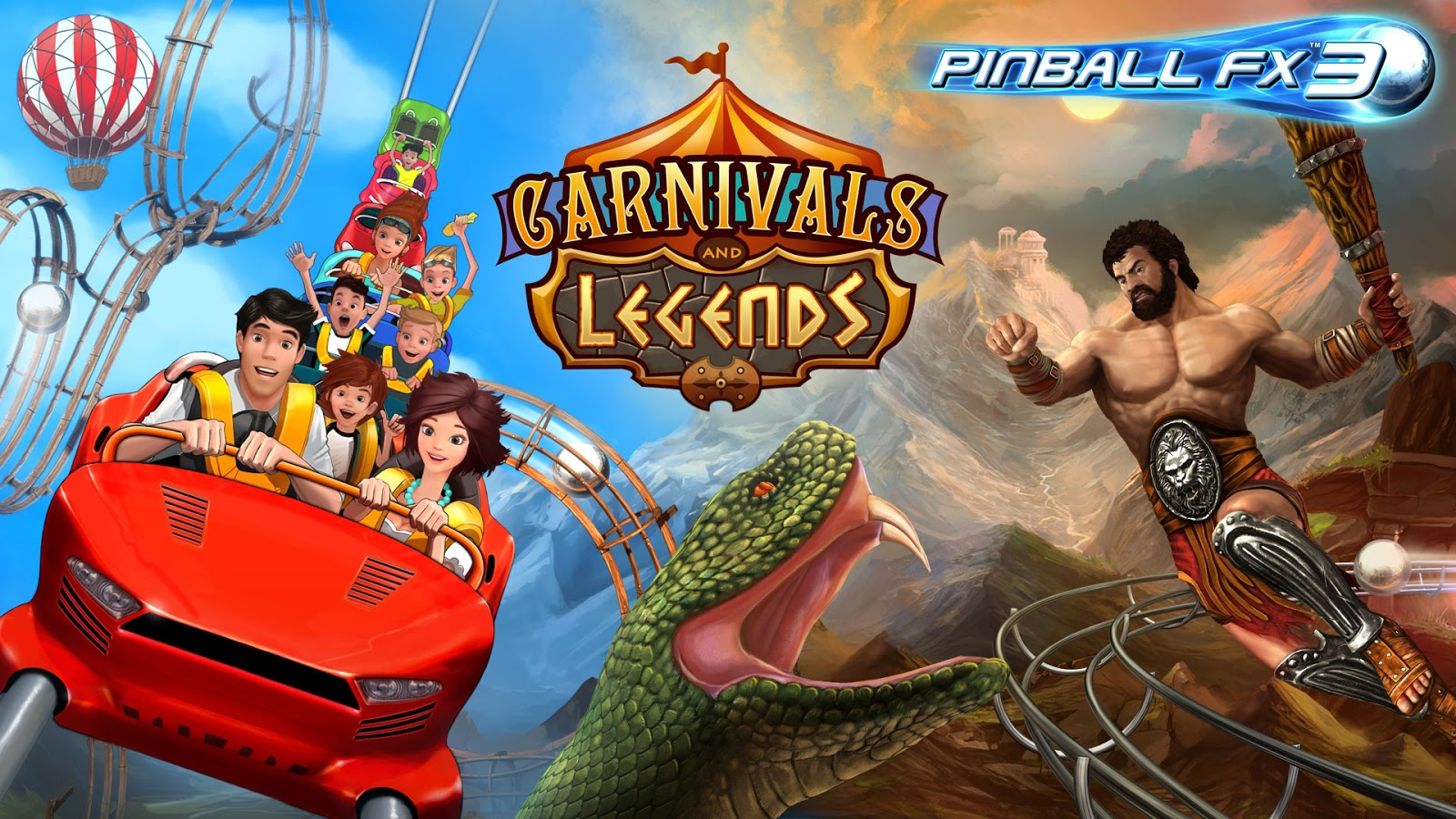 Zen Studios Offer Players Free Pinball FX3 Tables To Celebrate 10th