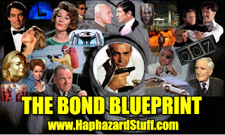 The Bond Blueprint HaphazardStuff cliches rules James 007 movies