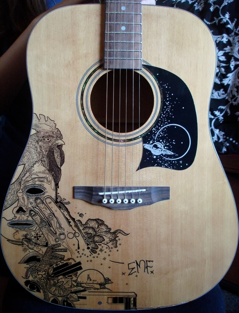 06-Patrick-Fisher-Personalise-your-Guitar-with-Drawings-www-designstack-co