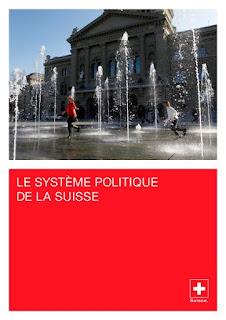 Le système politique de la Suisse