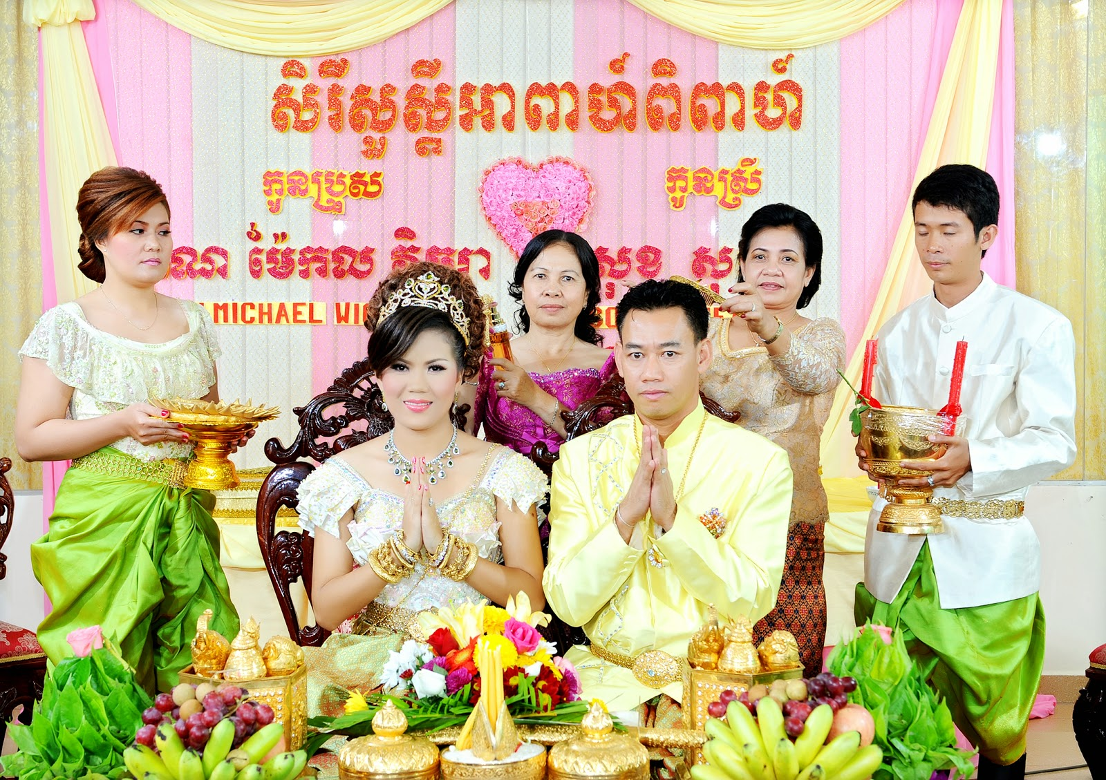 Top travel tips and destinations cambodia khmer wedding for How to take wedding photos