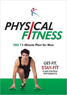 Physical Fitness: 5BX 11 Minute Plan for Men