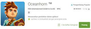 Oceanhorn Game Android Terbaik