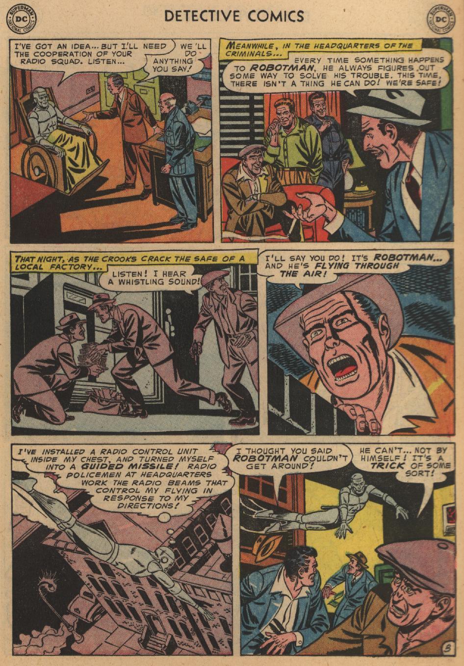 Detective Comics (1937) 195 Page 26