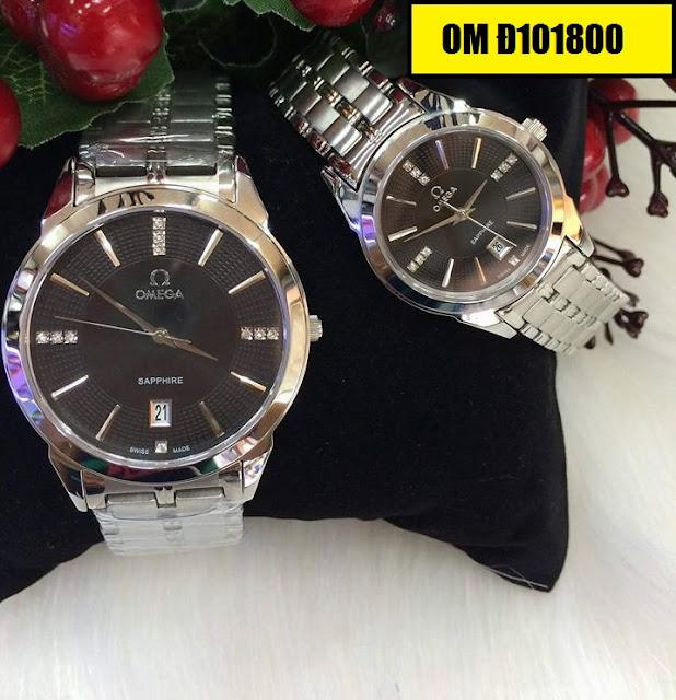 Đồng hồ cặp đôi Omega Đ101800