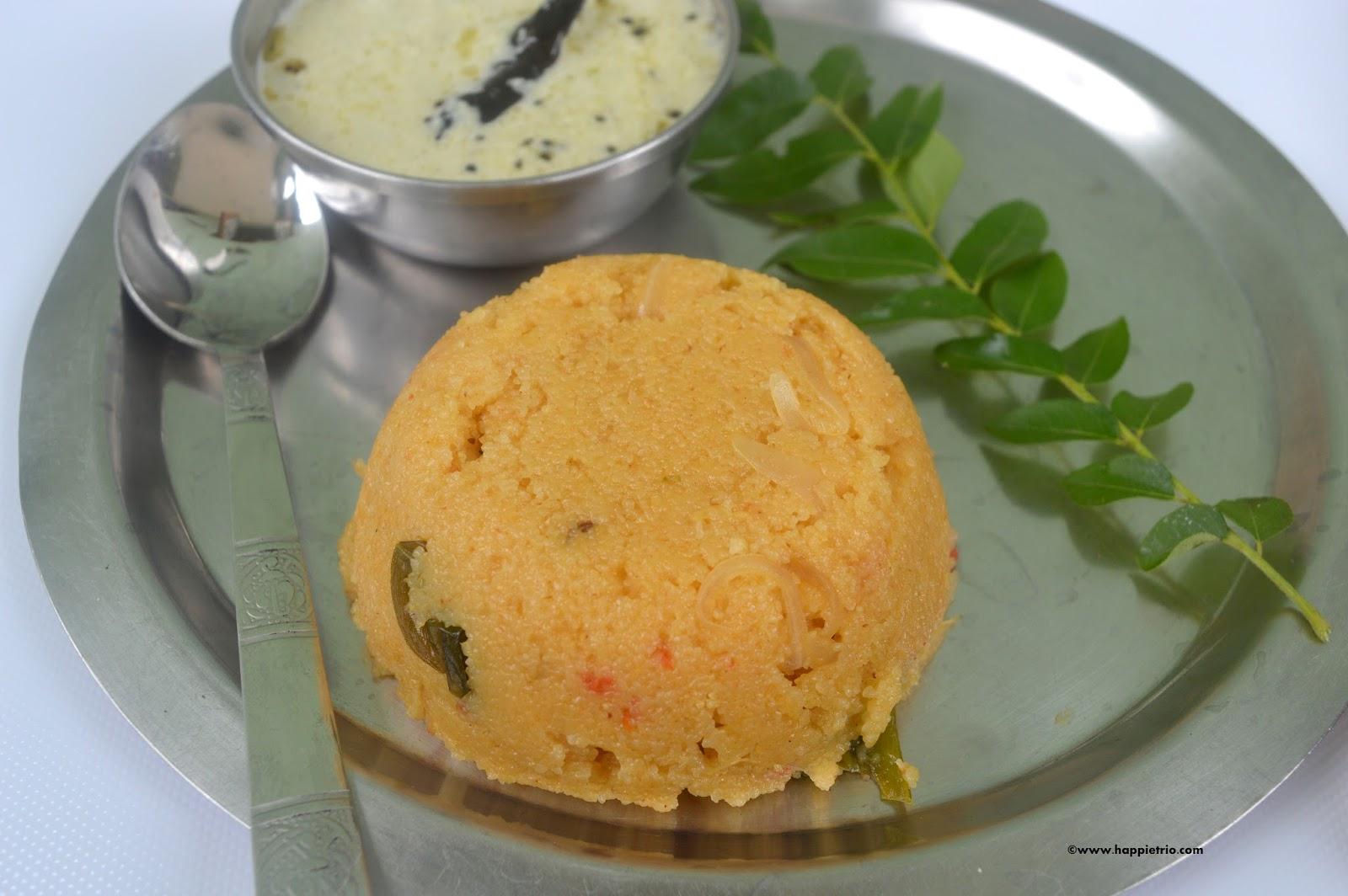 Rava Kichadi Recipe | Sooji Kichadi Recipe