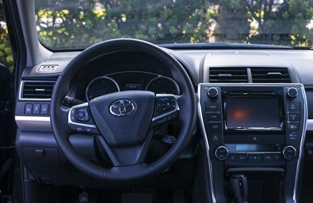 2015 Toyota Camry Atara S Specs Interior