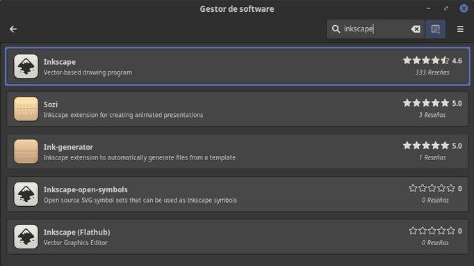 Gestor de software