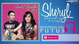 Lirik Dan Kunci Gitar Sheryl Sheinafia Feat Ariel NOAH - Kutunggu Kau Putus